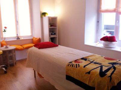 Therapieraum in Zürich